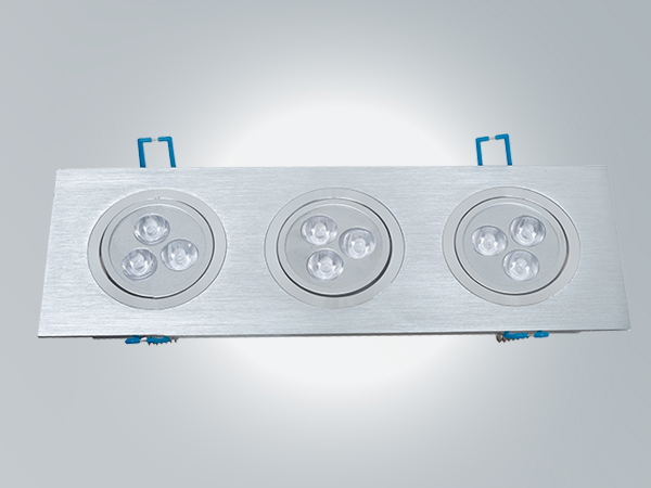 LP1809 9x1WLED->>Ceiling light