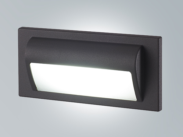 LP1373C->>Recessed wall light