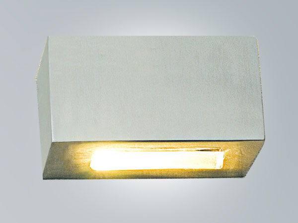LP101B-> Stainless steel wall light
