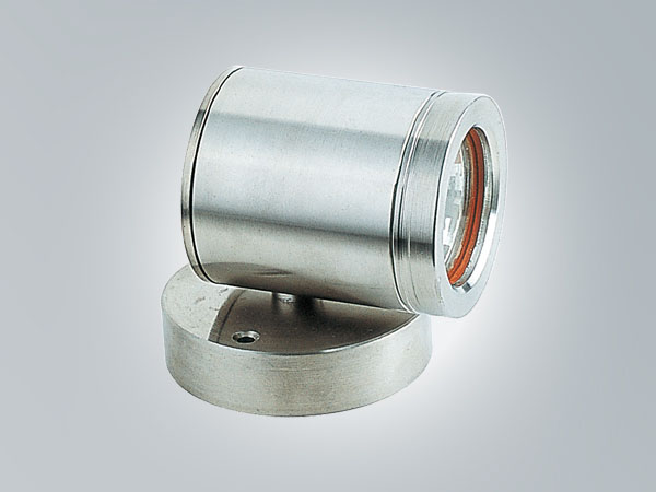 LP106B1-> Stainless steel wall light