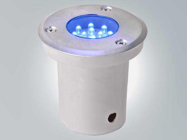 LP802A-12LED-> Underground light/Spike light