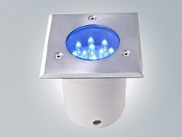 LP802B-12LED-> Underground light/Spike light
